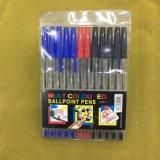 15PCS / PVC Bag Stick Ball Point Pen