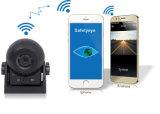 充電電池および磁気ベースが付いているWiFiのバックアップカメラ