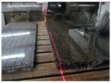 カウンタートップまたは平板橋のためのレーザーの石造りカッター機械は見た(HQ400/600)