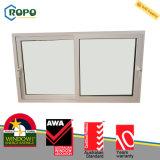 Doppia piccola Camera poco costosa scorrevole lustrata Windows di UPVC da vendere