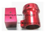 Точные части подвергли механической обработке CNC, котор анодируя алюминиевые от изготовления Китая