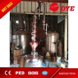 La vendita calda 200L si dirige ancora il Moonshine della caldaia dell'acciaio inossidabile del distillatore dell'alcool