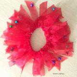 Accessoires d'animal familier d'écharpe de cheveu de vacances de produits de crabot de Holloween de Noël