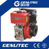 14HP까지 수도 펌프 4HP를 위한 공기에 의하여 냉각되는 단 하나 실린더 디젤 기관
