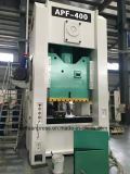 Máquina aluída da imprensa de perfuração do frame de 400 toneladas H única