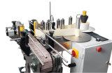PLC de Automatische Vlakke Flessen die van de Controle Machine etiketteren