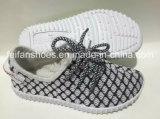 卸売、中国のスニーカーの製靴工場(FFDL112103)のための男女兼用のサイズのキャンバスの注入の靴