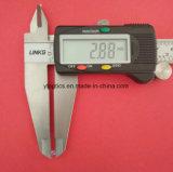 Lente óptica mini de 3 mm de diámetro