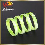 Wristband freddo del silicone del braccialetto su ordinazione ecologico di Debossed