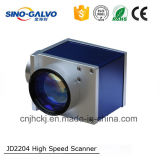 Nuovo motore dello scanner di laser del Ce Jd2204 di arrivo per il laser che fa macchina
