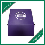 Purple Paper Mail Box for Wholesale