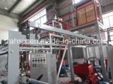 600mm High Speed Low Density PET Bag Film Blowing Machine