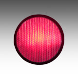 модуль светофора шарика высокого потока 200mm красный