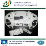 CNC OEM подвергая пластичную крышку механической обработке для прототипа Rapid бытового устройства