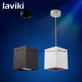 Oberfläche eingehangener PFEILER LED Downlight mit hängender 5With7With10With15With20With30W Deckenleuchte für Systeme, Innenbeleuchtung
