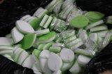 Esponja da melamina da forma de folha, esponja da melamina de Magice, esponja de limpeza da espuma