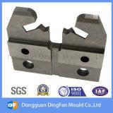 Hersteller CNC-maschinell bearbeitenteil-Selbstersatzteil für Verbinder-Form