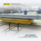 Metallprodukt-Transport-Fahrzeug-Stahl-Ringe luden Laufkatze