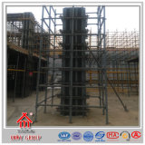 Sistema del encofrado de la pared para el encofrado del edificio de la construcción del concreto prefabricado