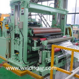 Ligne de machine à coupe en acier inoxydable