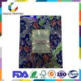 Luxus, der heiße Stempel-Oberflächen-kosmetischen Kasten nach Schablonen-Paket sucht