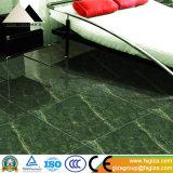 Azulejo de suelo de mármol esmaltado pulido del material de construcción (60B15)