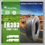 pneus tous de remorque du camion 295/80r22.5 pneu radial du pneu TBR de camion en acier avec la limite de garantie