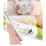 Пефорированный PE сейфа 100% льнет пленка для обруча еды
