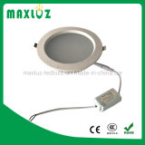 7W delgado 9W 12W 18W 24W Dimmable LED redondo Downlight