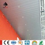 Plafond en aluminium de bande de forme des tuiles C de plafond de qualité