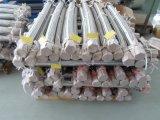 De geschroefte Gezamenlijke Flexibele Slang van het Metaal van de Blaasbalgen van het Roestvrij staal (304 316L)