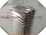 高品質のモーターのための常置NdFeBアークの磁石