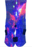 Helle Farben-Fantasie-Entwurfs-Auslese-Kleid-Socke