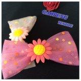 El pelo de color y Pin de la flor Gpfj001