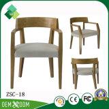 Cadeira de cinco estrelas feita sob encomenda profissional da sala de jantar do apartamento do hotel (ZSC-18)
