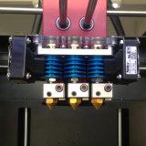 Le plus populaire Dx Model Creatbot 3D Printer Dual Nozzle
