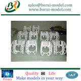 Lamer el moldeo automático de piezas, precisión prototipo rápido, moldeo por inyección