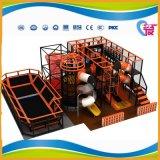 Оборудование спортивной площадки Ce безопасное крытое с Trampoline (A-15302)