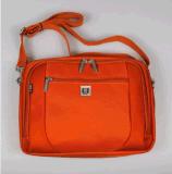 Heißer Farben-Laptop-Beutel-einzelne Schulter-Beutel Whith des Verkaufs-2017 orange gute Qualität