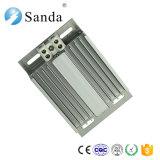 Industrial Moldar-nos calefatores de alumínio
