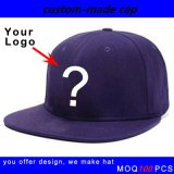 Sombreros aptos de la flexión de encargo del Snapback