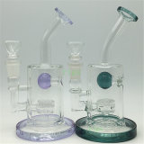 Glaspfeife-Huka-Glaswasser-Rohr-Minibienenwabe-Pfeifen