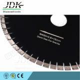 Blad van uitstekende kwaliteit van de Zaag van de Diamant 400mm voor het Knipsel van het Graniet