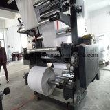 6개의 색깔 또는 색깔 BOPP PVC 필름 종이 뭉치 인쇄 기계