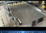회전하는 형 기계를 만드는 각종 단단하고 연약한 건빵 과자