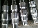 CNCの機械化を用いるステンレス鋼シャフトを造ることを停止する開きなさい