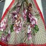 Abgleichenden langen Silk Schal für jungen Mann Zeo-063 färben
