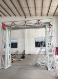 Het Systeem van de Inspectie van de Röntgenstraal van de auto - aandrijving-Drive-Thru het Systeem van de Inspectie van het Voertuig (MET PASSAGIERS)
