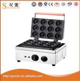 熱い販売ドーナツグリルまたは小型ドーナツ機械または小型ドーナツ機械