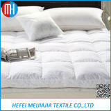 인기 상품 거위 기털 충전물을%s 가진 얇은 침대 매트리스